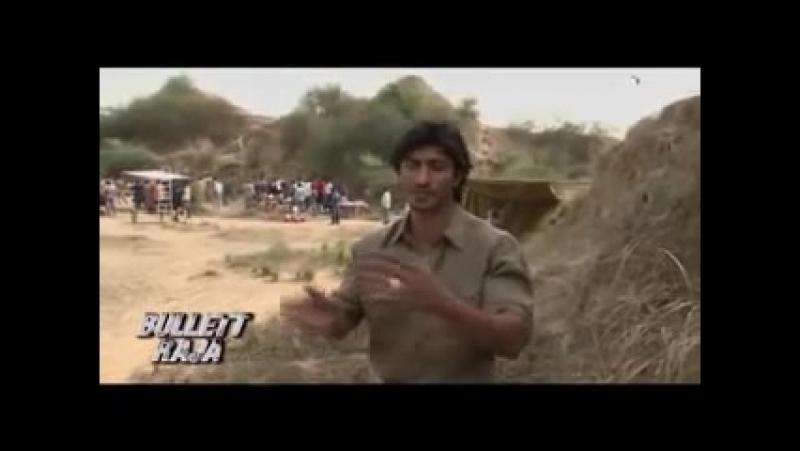 Vidyut Jamwal saves a stuntman on the sets of Bullett Raja