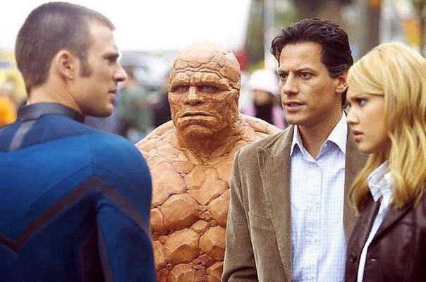 """Супергерой Рид Ричардс. """"Фантастическая четверка"""""""