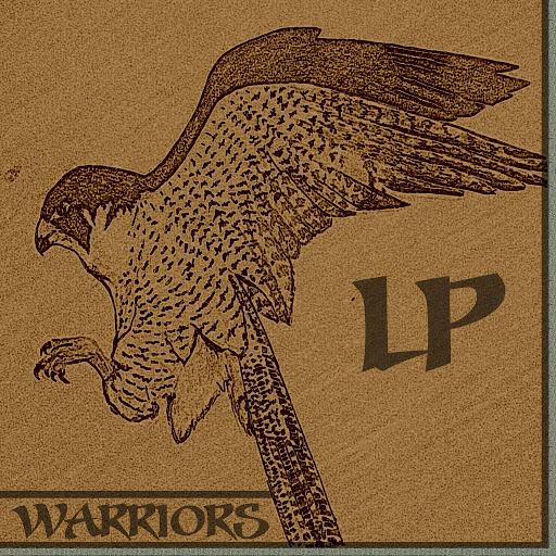 Lp альбом Warriors