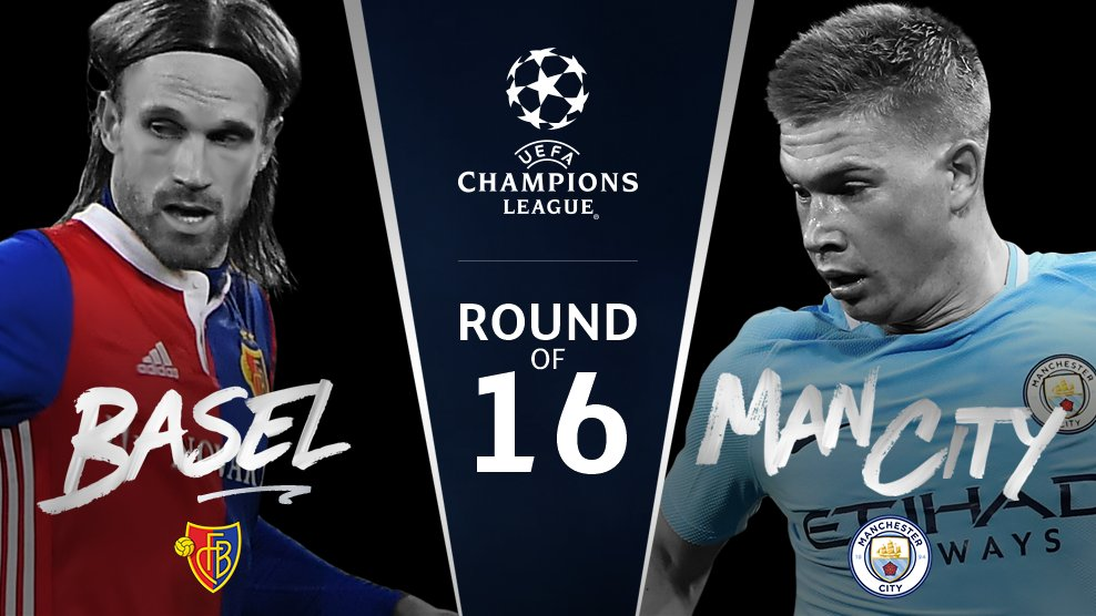 192. FC Basel (SUI) - Manchester City (ENG) 0:4