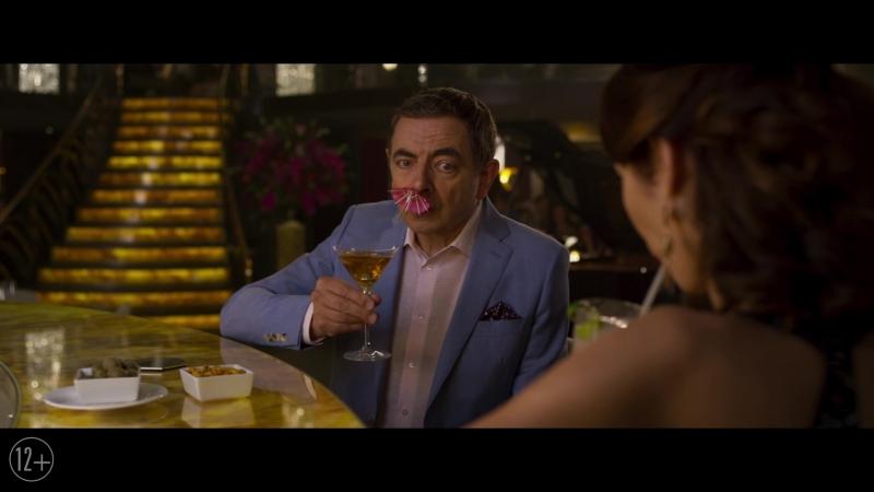 Трейлер | Комедийный боевик Агент Джонни Инглиш 3.0