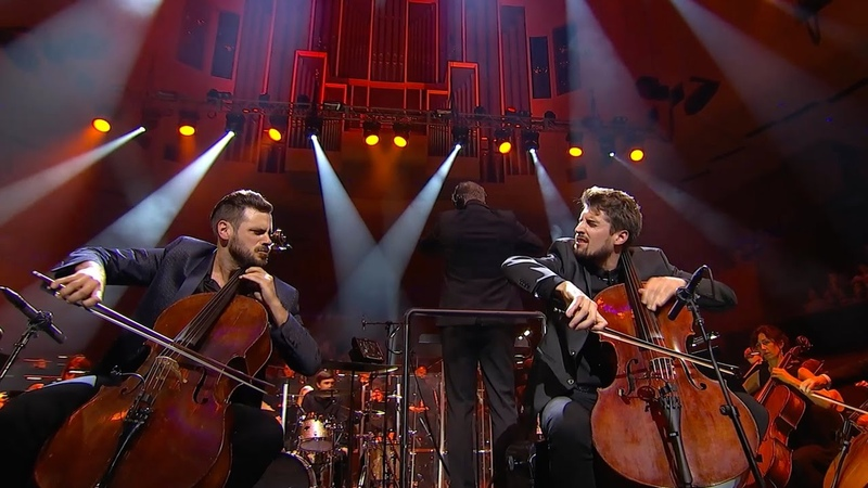 2CELLOS Theme from Schindler s List Live at Sydney Opera House