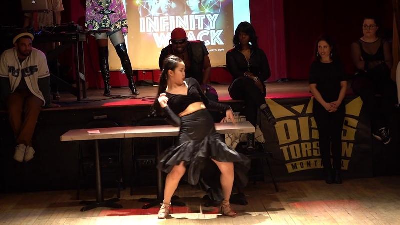Infinity Waack Judge Showcase Yoon Ji