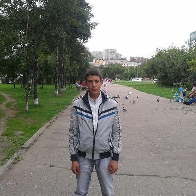 Андрей Сергеевич, 17 мая 1993, Чита, id206017886