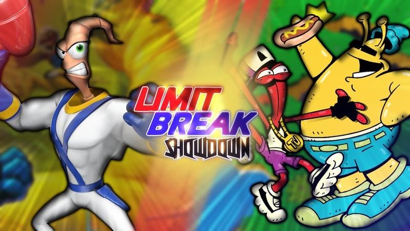 Earthworm Jim VS Toejam Earl (Interplay VS HumaNature Studios)   Limit Break: Showdown