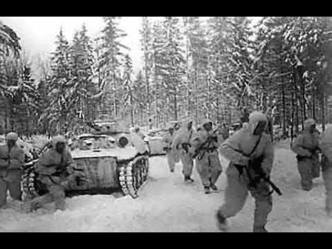 Олег Сваталов, вступление - Алексей Волков Можайский десант