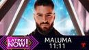 """Maluma y su nuevo álbum 11 11 con top"""" colaboraciones Latinx Now Entretenimiento"""