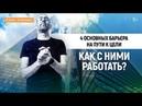 4 барьера на пути к цели Достижение цели Ицхак Пинтосевич