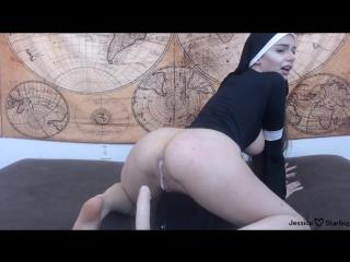 [PornMe] - JESSICA STARLING - МОНАШКА (SOLO/MASTURBATION/WEBCAMS/NUN/BLOWJOB/CUMSHOT/BIG TITS/BOOBS/PAWG/ORGASM/SQUIRT/HD720)