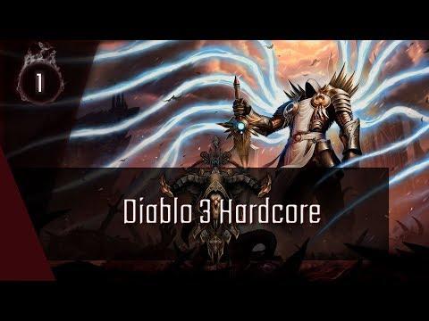 Diablo 3 HardCore [1] Fun Day игры с Challenge и без
