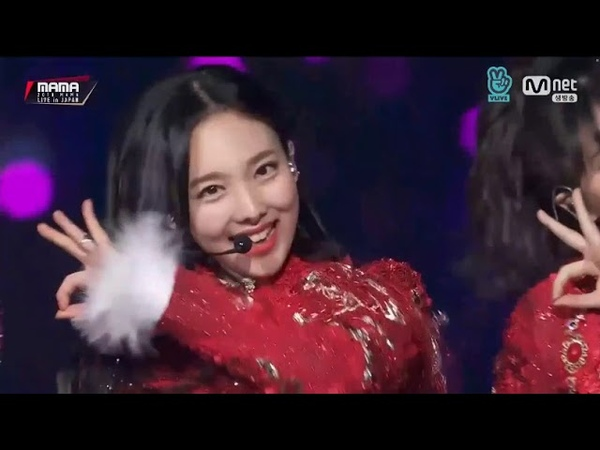 [2018MAMA] The Greatest Twice Show (VCRYes or YesWhat is Love?Dance The Night Away) - TWICE