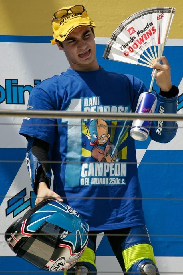 Дани Педроса официально объявил о завершении карьеры