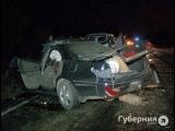 7 человек погибли в ДТП у села Камышовка