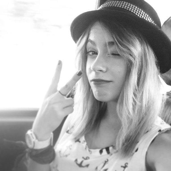 Martina Stoessel updated her profile picture: