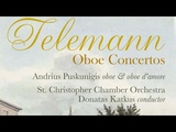 Telemann Oboe Concertos
