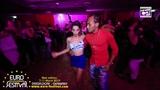Morenasso & Adi Baran - KIZOMBA social dancing @ Euro Salsa & Sensual Festival 2017
