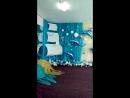 Оформление выпускного в детском саду.