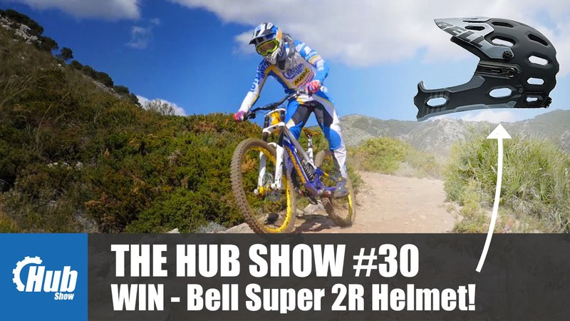The Hub Show 30 - Nukeproof Pulse, Mechanical Doping Ostriches WIN a Bell Super 2R Helmet!