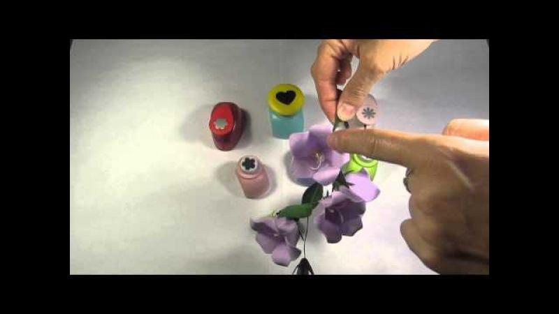 Как правильно использовать фигурные дыроколы в работе с фоамираном и насколько они важны