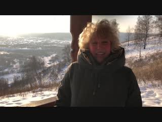 Ольга Выгузова поздравляет с Новым годом!