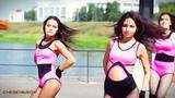 ДЕВКИ ВЫЕ@НУЛИСЬ ПО ПОЛНОЙ ПОД МОЩНЫЙ МУЗОН! Красивые девушки танцуют Дискотека 2017 Клубная музыка