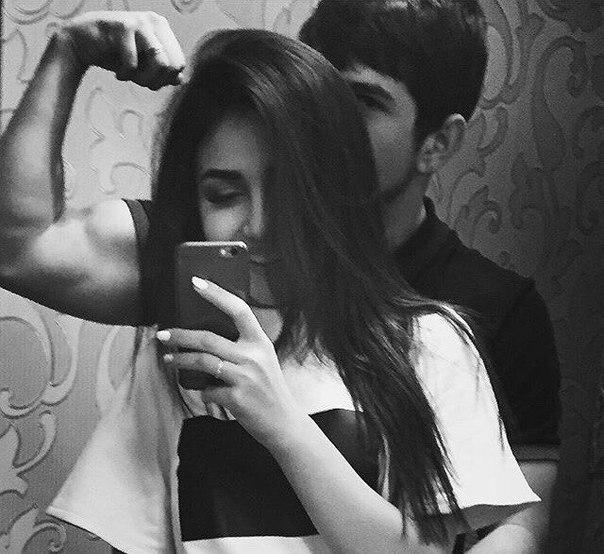 — Я тебя люблю, даже когда мы ругаемся...