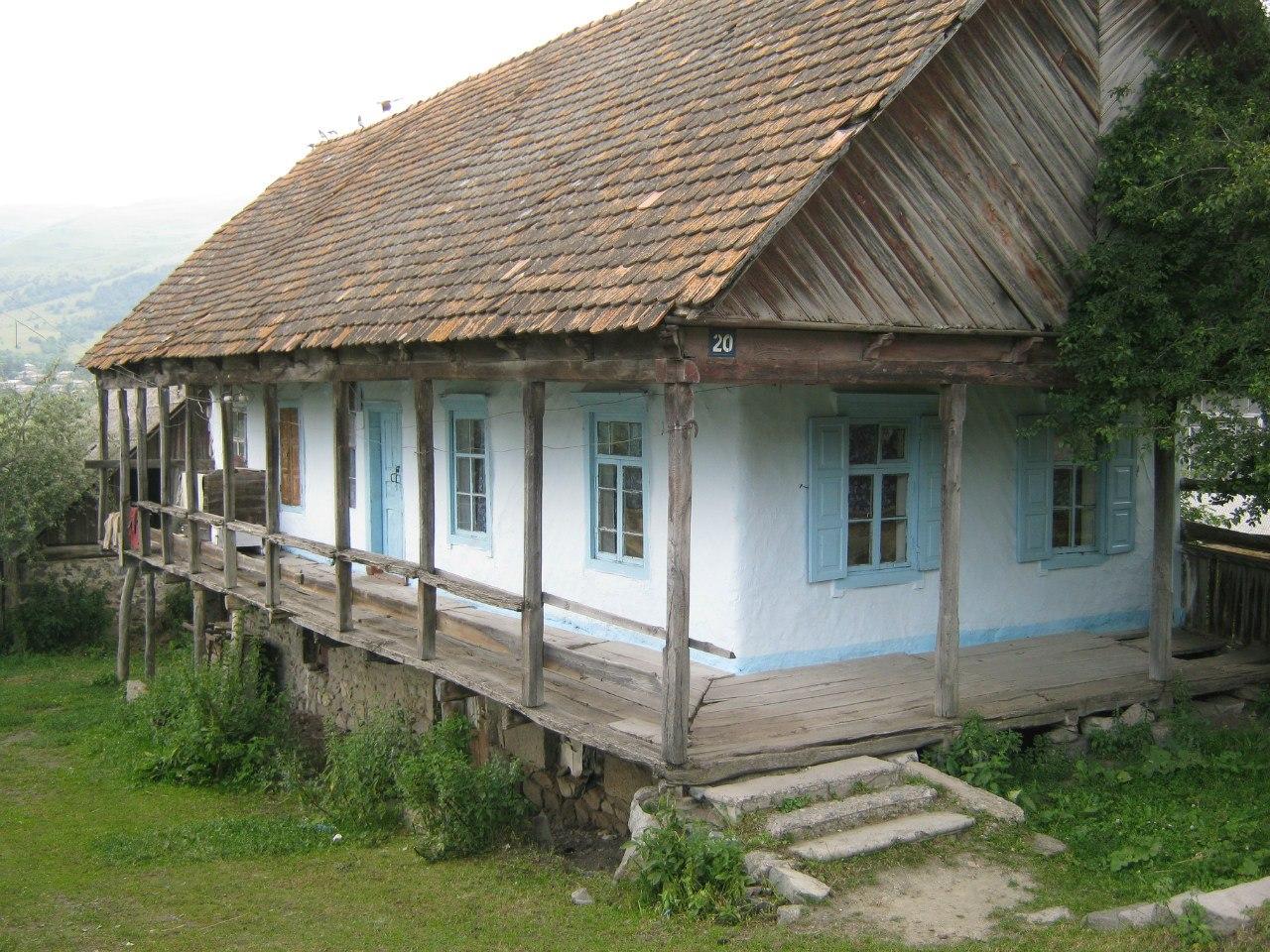 Типичный молоканский дом