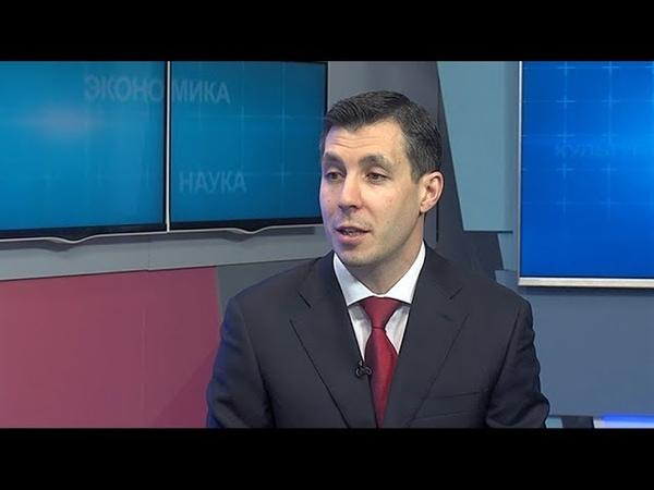 Программа В Тему от 05.12.18: Руслан Саитгареев