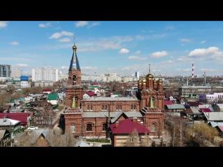 Церковь Михаила Архангела в поселке Шмидта г.Самара #Samara #Russia