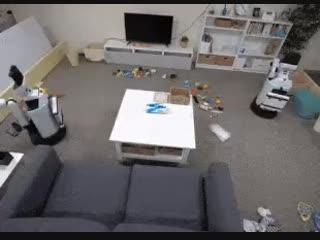 Будущее все ближе: японцы научили роботов наводить порядок в комнате