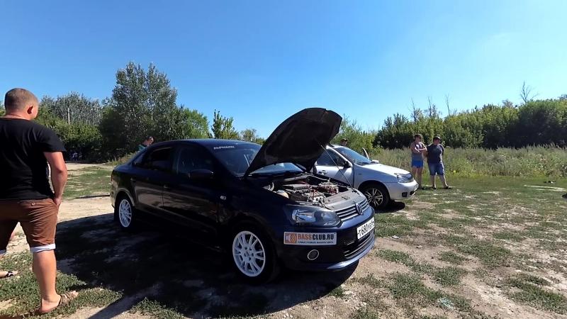 Встреча любителей автозвука Пугачев 2018