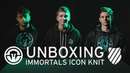 Unboxing the Immortals Icon from K-Swiss with Clash Royale