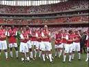 Dennis Bergkamp's Testimonial Arsenal Vs Ajax 22 07 06 Post Match