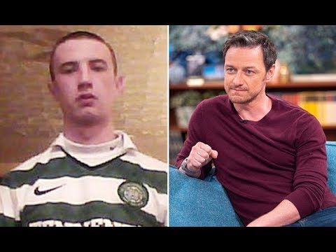 James McAvoys brother charged with stealing a car - 247 news
