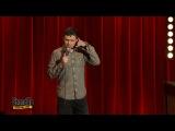 Stand Up: Виктор Комаров - О параллельной парковке, подштанниках, первом свидании и фильмах ужасов