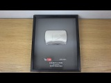 YouTube Silver Play Button 100 Thousand Subscribers Reward!