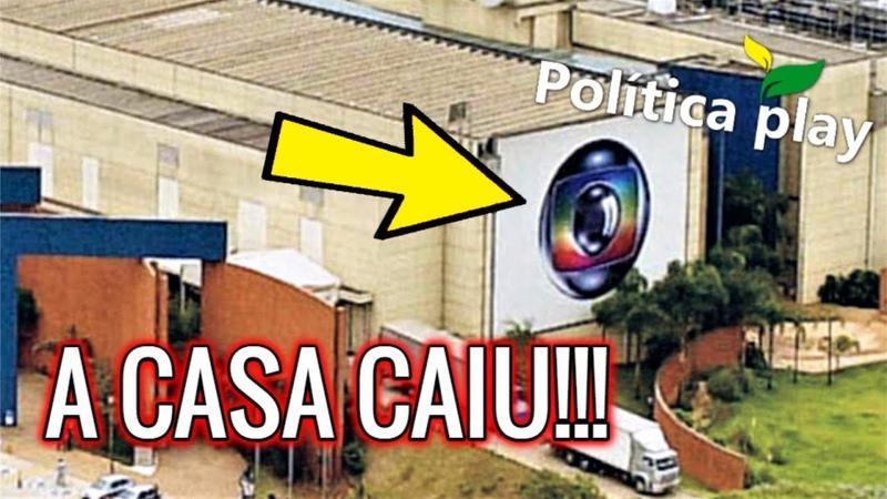 É O FIM DA GLOBO: Ator abre o bico e entrega o que aconteceu no Jornal Nacional com Bolsonaro