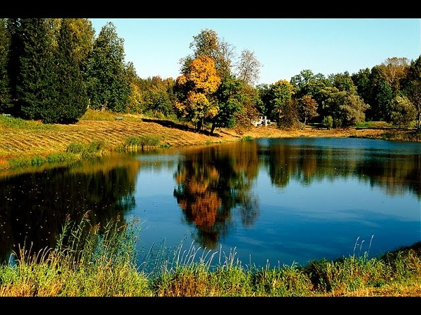Tchaikovsky. The seasons. September. Piano - Inga Kazantseva, Photo - Natalia Faustova