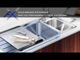 Мойка для кухни Blanco AXen Konzept