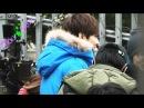 """[직캠] Leeminho  상속자들 일산 촬영 by LUCK2.은빛아이 """"굿바이 김탄 1"""""""