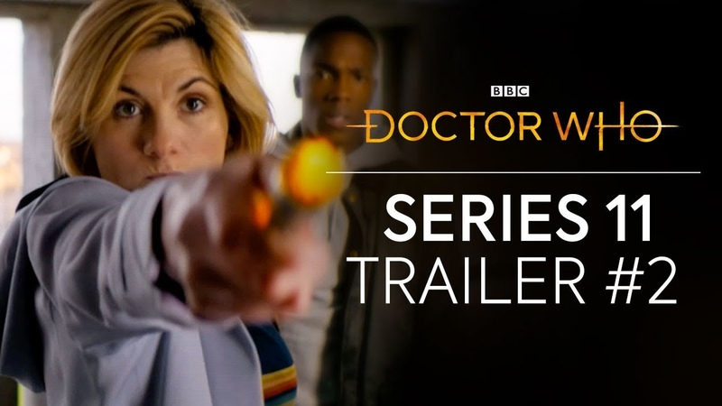 Doctor Who: Series 11 Trailer 2