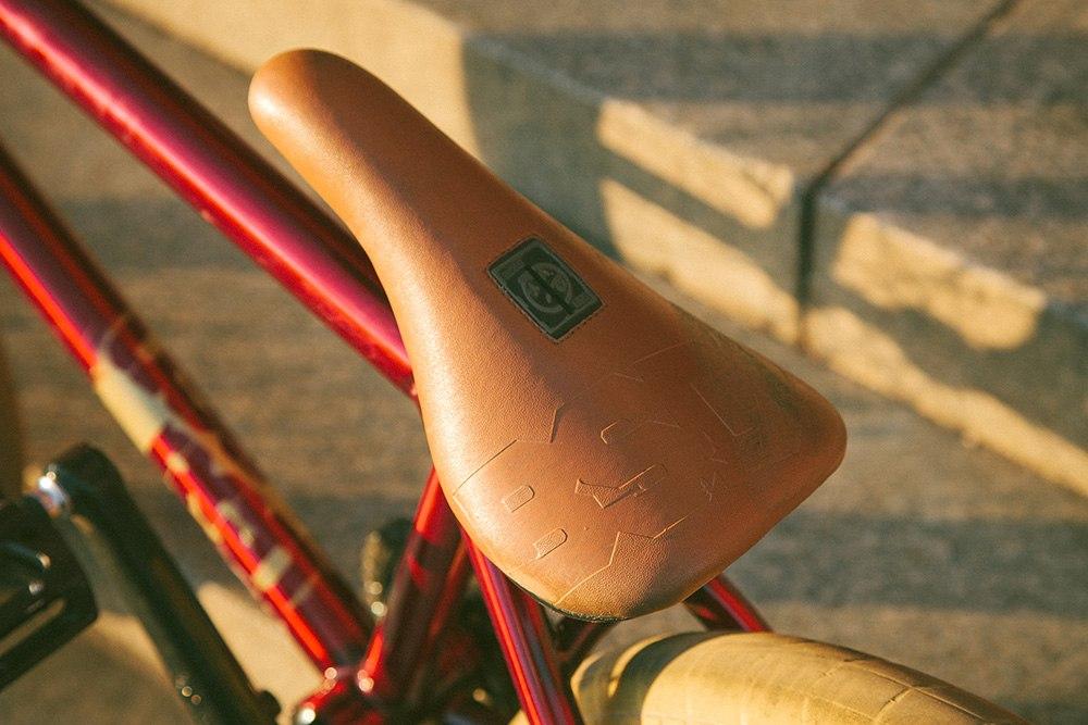 Alex Donnachie bikecheck seat
