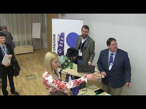 Nato EU roundtable international conference Estonia 2018.LIVE@Europephotoboss