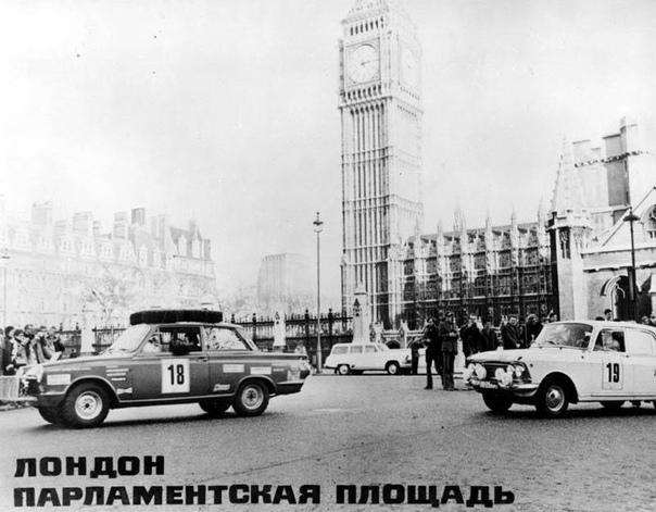 Москвич на ралли Лондон Сидней 1968 года Мировая автомобильная общественность вернулась к полузабытой практике сверхдальних автомарафонов в конце 1968 года для Московского Завода Малолитражных