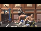 Katsumi Oribe, Shota vs. Facade, Shuichiro Katsumura (Ganbare Wrestling - Taiyo No Season 2018)
