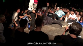 Laurent (Les Twins) - Nao - In the Morning (CLEAR AUDIO)