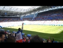 Казань-Арена. Матч