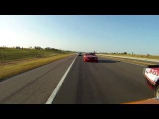 Senovinių automobilių lenktynės  - 2010 07 16 (Palanga - diena prieš 1000km lenktynes)