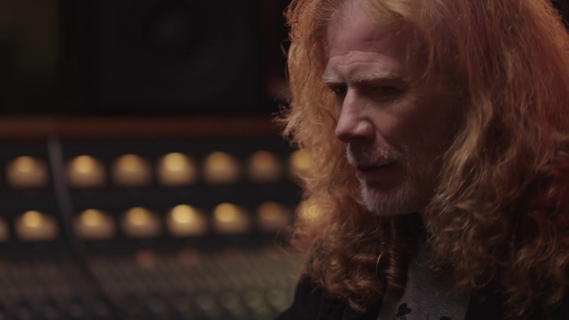 Megadeth - Looking Back on Rust In Peace
