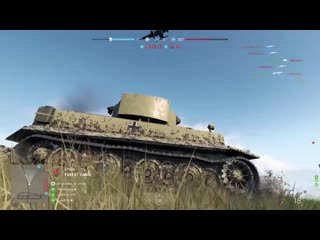 Swatted like a fly. battlefield 5